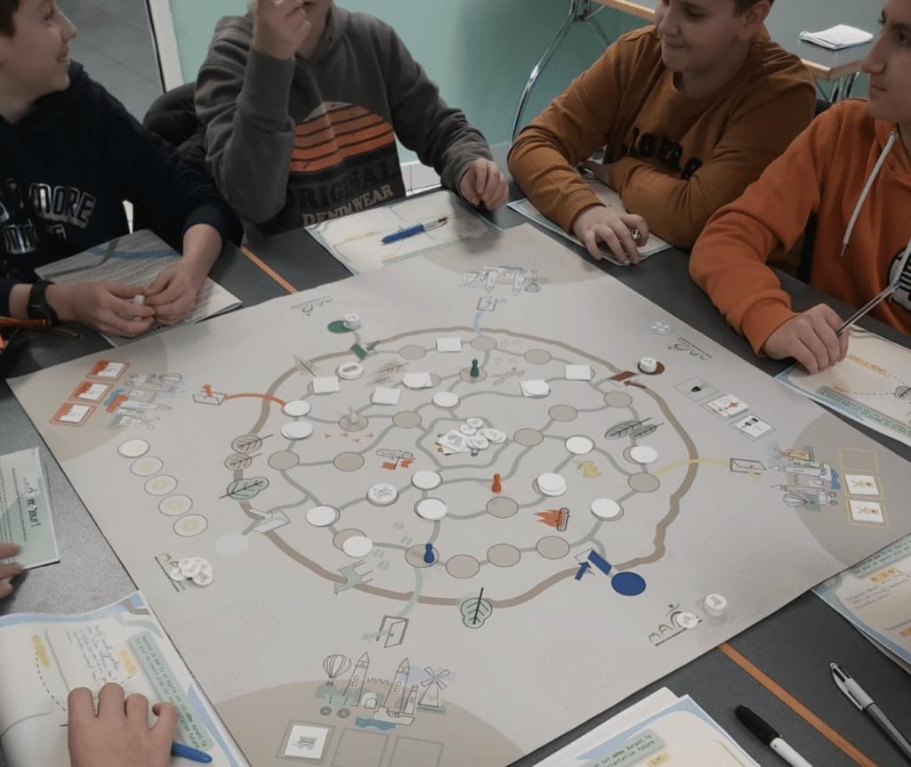 MAP Réussite, le jeu MAP Moteur